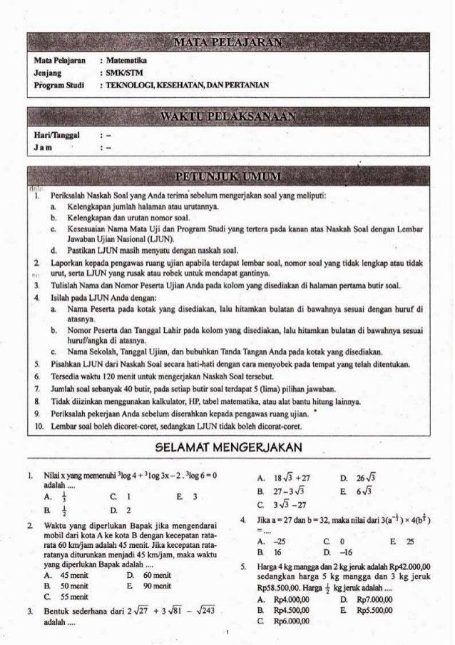 Prediksi Soal Ujian Nasional 2014 Un 2014 Tattoo Design Bild