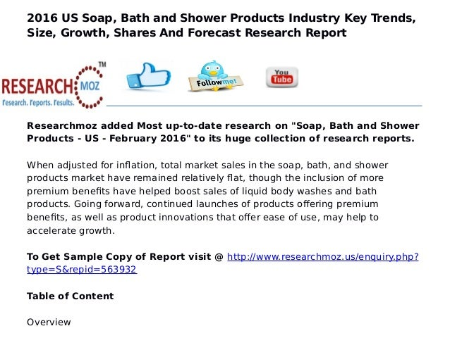 latest report soap bath and shower products Body wash & shower gel bath fizzies & bubble bath body scrub bar soap hair care don't miss out on the latest and greatest new product arrivals from bath and body works whether you're looking for a new fragrance to fill your home, the latest scented body care products.