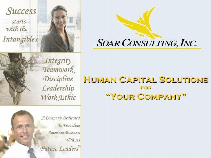 Soar Human Capital Solutions