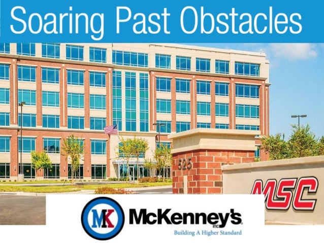 Project Name MSC Corporate Headquarters Project Location Davidson, North Carolina Project Team Owner: MSC Industrial Suppl...