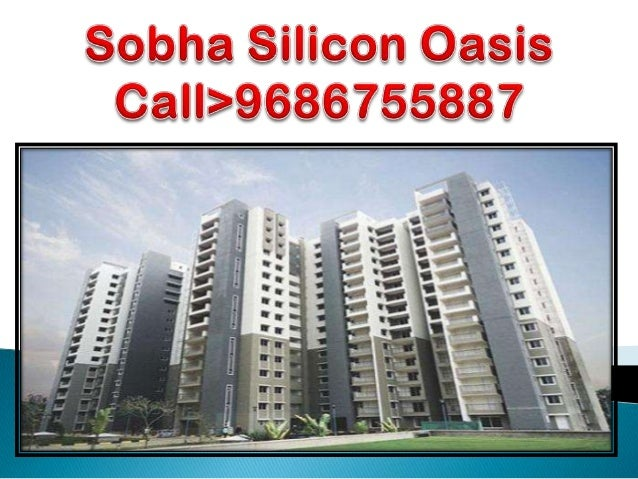 Sobha Silicon Oasis you will be greeted with such a perfect lifestyle. An ultra-modern residential project offering 918 un...