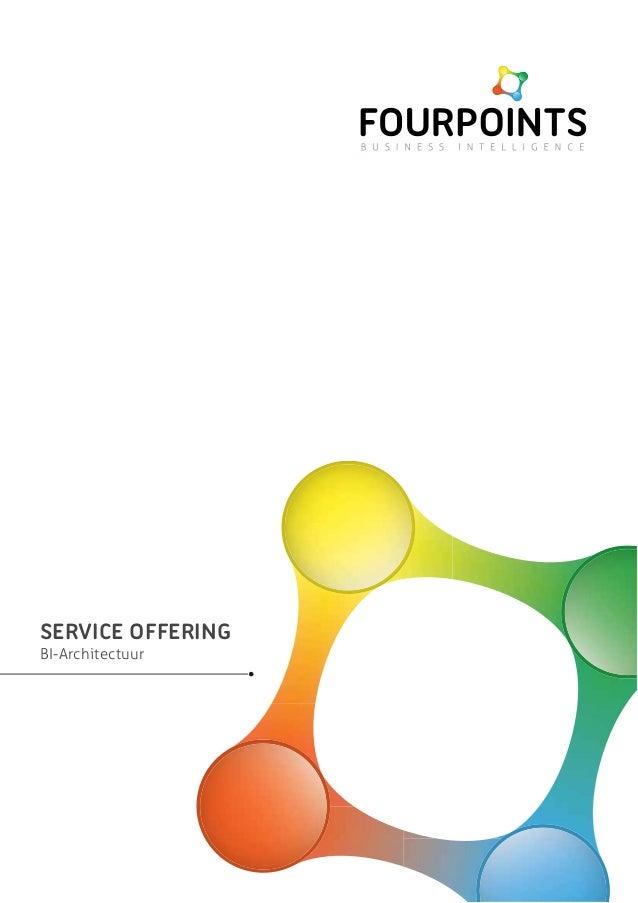 SERVICE OFFERINGBI-Architectuur