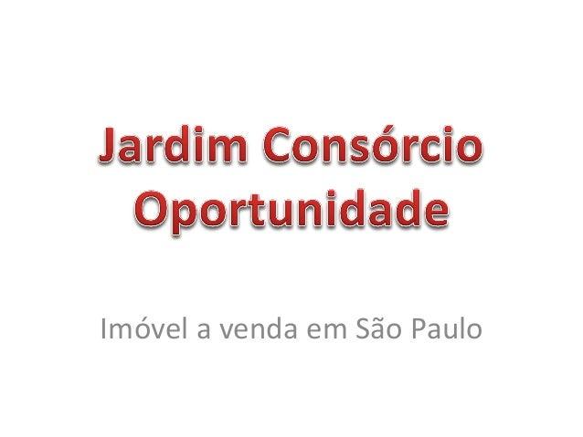 Imóvel a venda em São Paulo