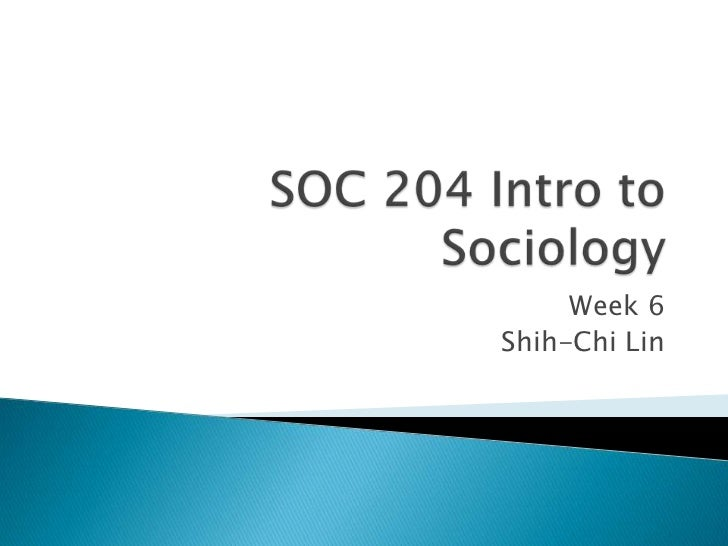 Intro to Soc_Race and Inequality