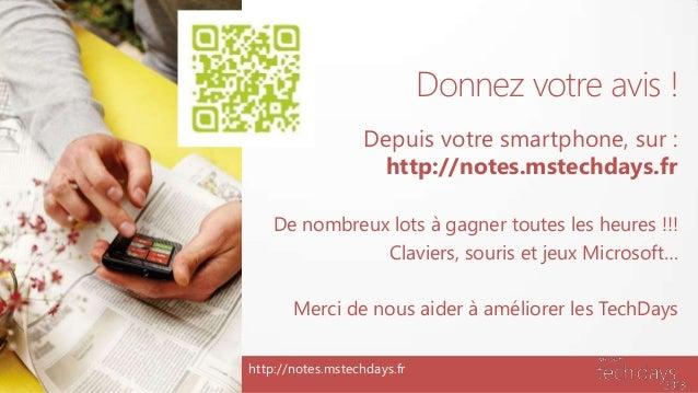 Du Design, du responsive, de l'ergonomie, de l'expérience utilisateur, pour des sites SharePoint 2013 attractifs en Intranet et sur Internet !