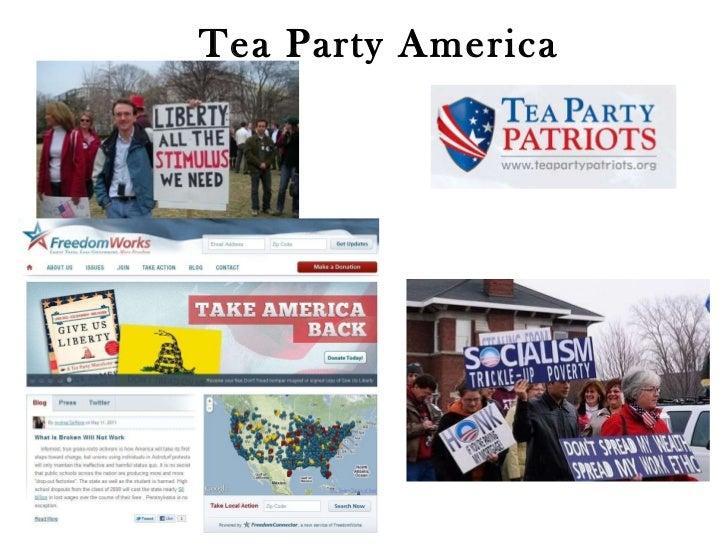 Tea Party America