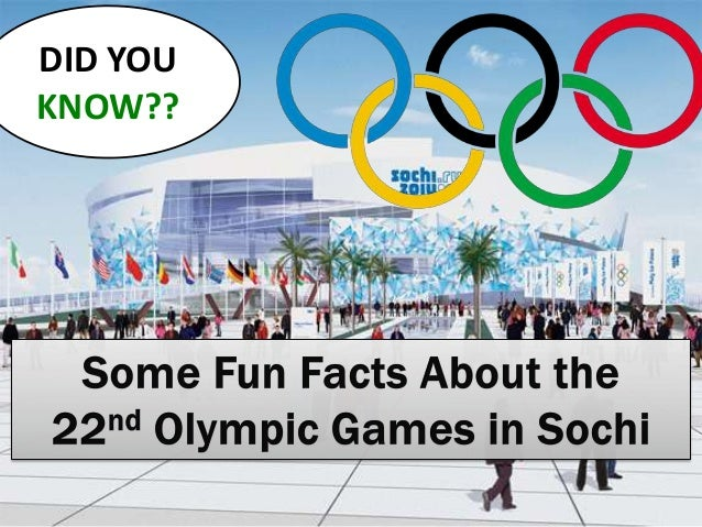 the 22nd winter olympics 2014 The 2014 winter olympics, officially the xxii olympic winter games, or the 22nd winter olympics,.
