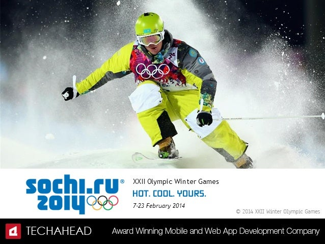 Sochi 2014 : Top 5 apps to help you keep track of the Winter Olympics