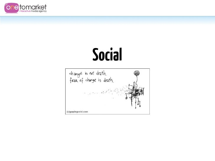 Social - how can you use it.