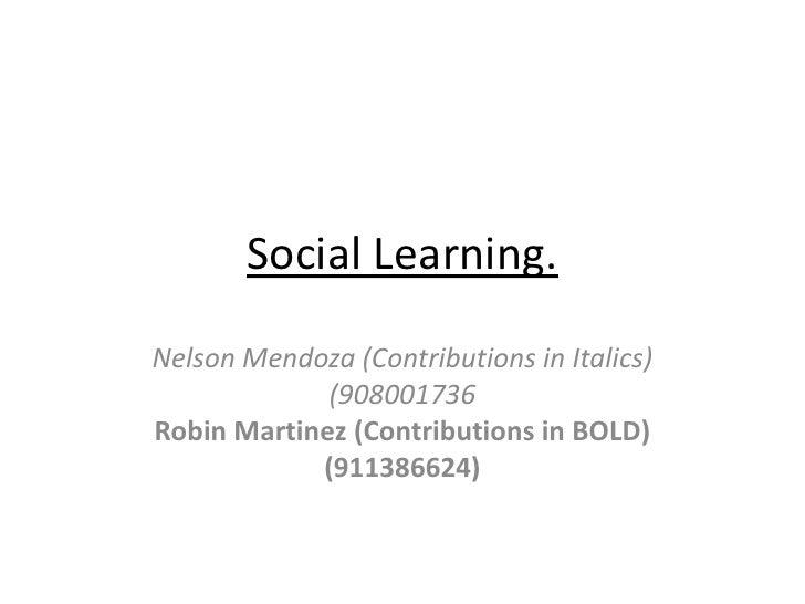 Social Technology Final