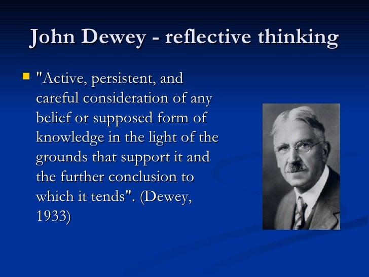 john dewey s problem solving models 2015-3-26 models of curriculum development  of teaching utilizes stimulated teaching to develop problem solving skills  p 65-66) dewey's views on problem solving,.