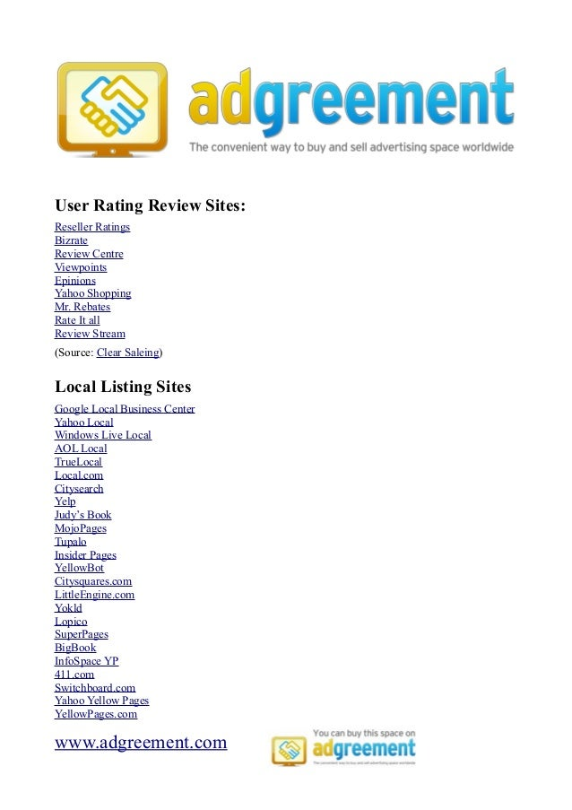Social bookmarking-list-adgreement.com-advertising