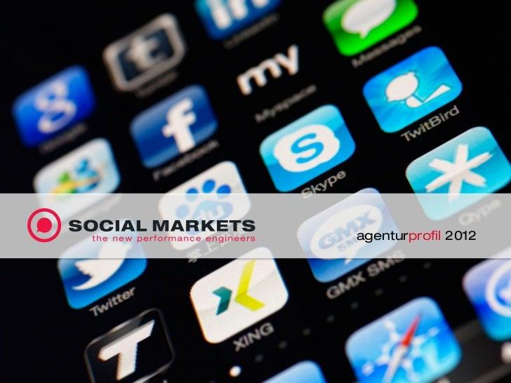 social markets agenturprofil 2012
