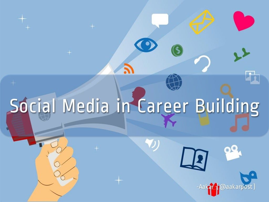 Boost Your Career with Social Media