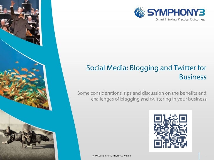 Blogging, Twitter and Social Media for women in business