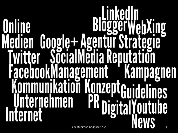 Social Media Marketing - Chancen & Risiken