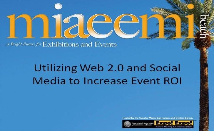 Social Media For Event ROI