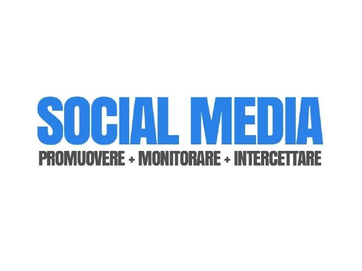 Social media - ST 2012