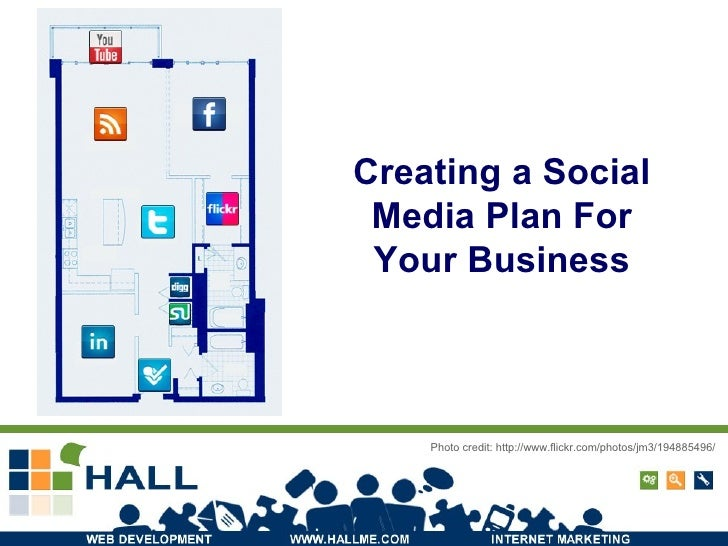 Creating a Social Media Plan for Your Business