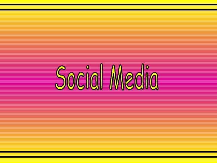 Social Media PP by Jade Ridge