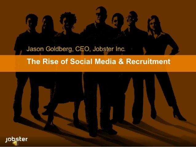 Social Media & Recruiting -- ERE Expo Fall 2007