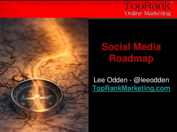 Social Media Marketing Roadmap - TopRankMarketing.com