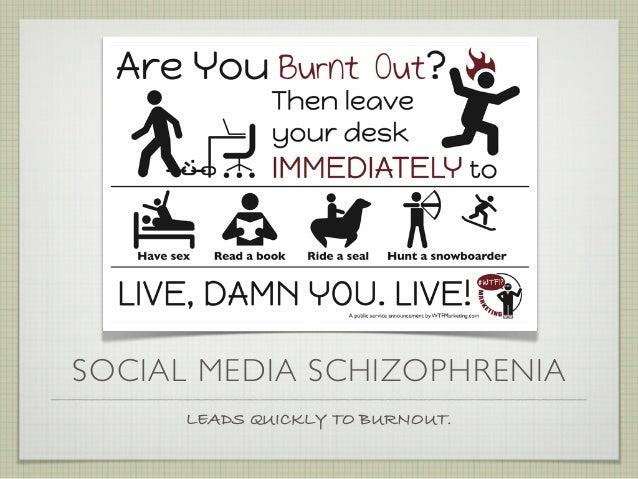 Schizophrenia in the media?