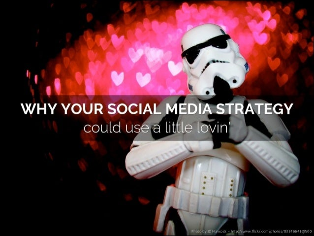 Why Your Social Media Strategy Could Use Some Lovin'