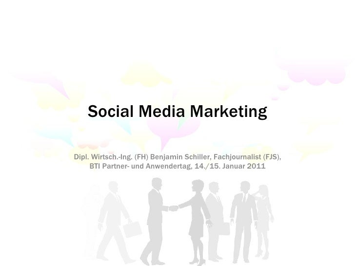 Social Media bei BTI