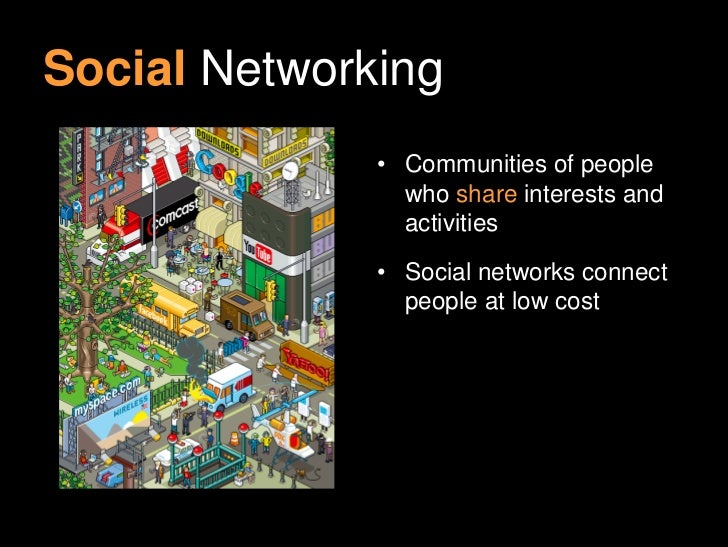 social network presentation Social media and networking presentation social media and networking work hand-in-hand when helping people get connected professionals use such concepts to help make important points about their work or related content.