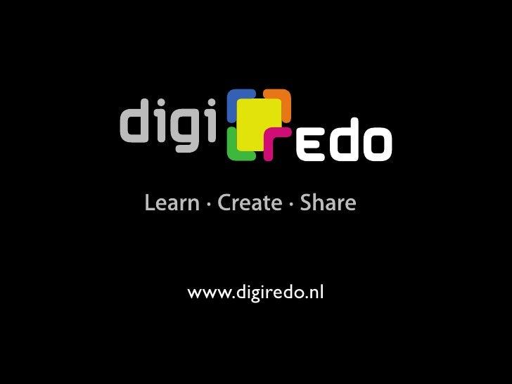 www.digiredo.nl