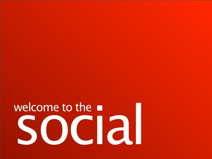 Networking Socially