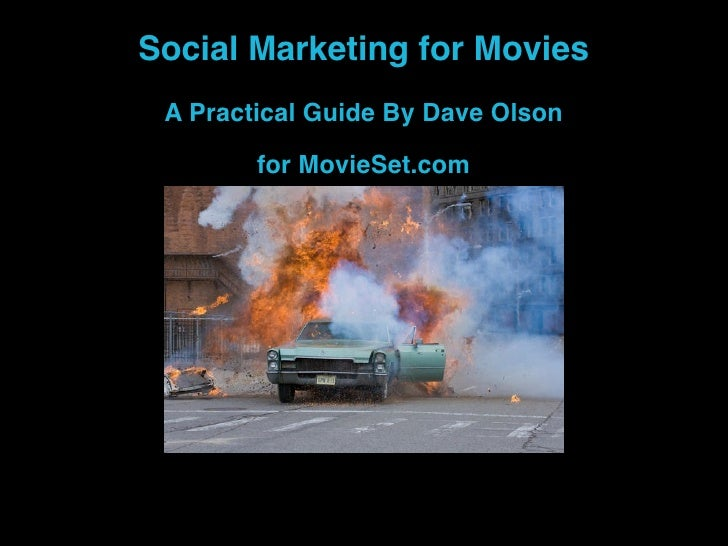 Social Promotion For Movies Prezo