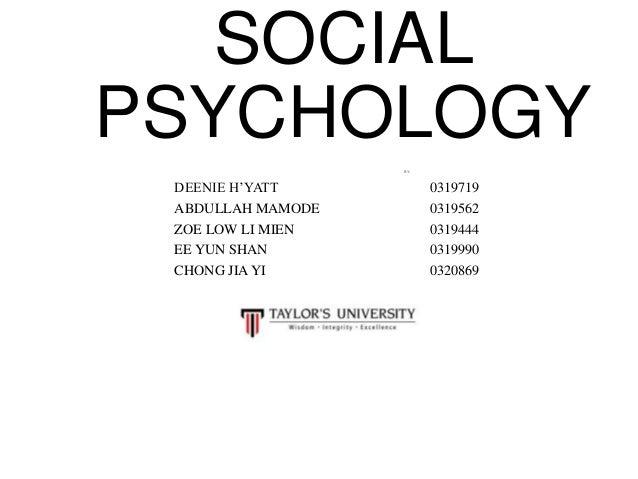 psychology project topics