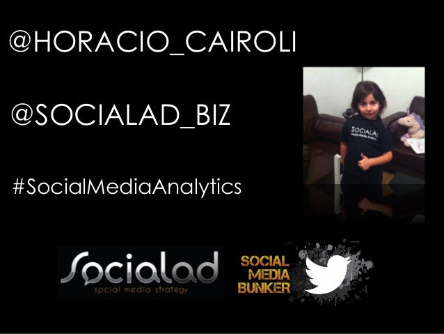 Cumbre 2013. Presentación de SocialAd