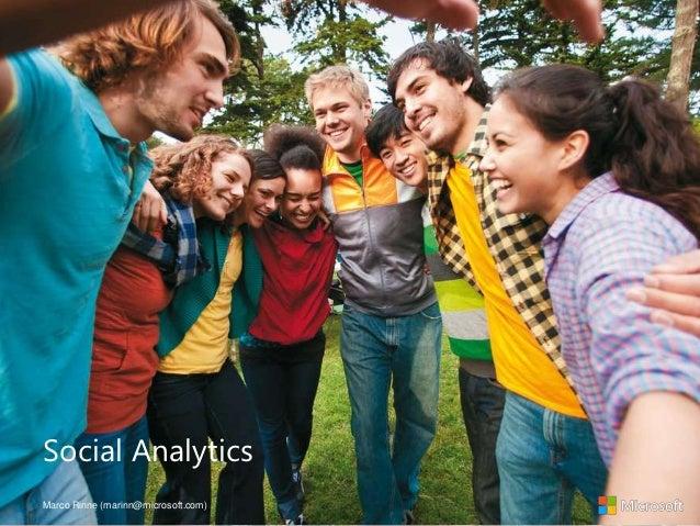 Social Analytics - Social Media Economy Days