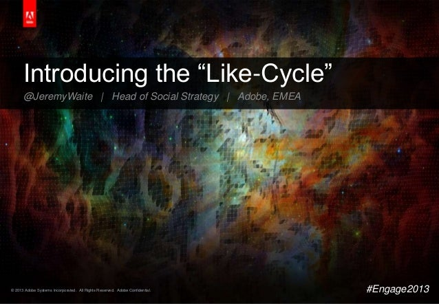 "The Social Media ""Like-Cycle"""