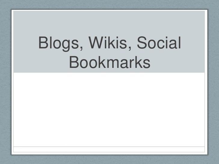 Socialbookmarking 07 09