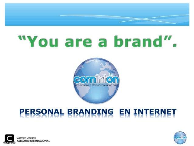 Social branding para profesionales liberales. Ciclo Zaragoza Activa, abril 2013.