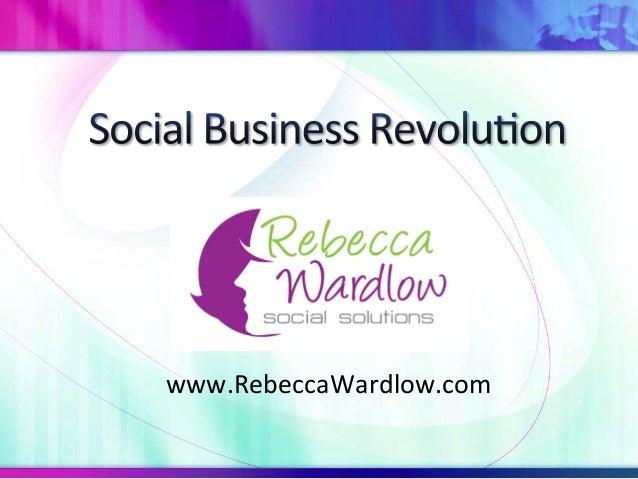 Social business revolution