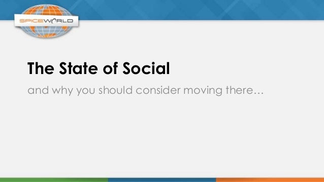 State of Social IT (and Why you Should Care...)