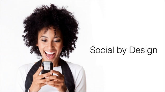 #GetSocial 2014 Presentation - Social By Design - Mike Saunders (DigitLab)