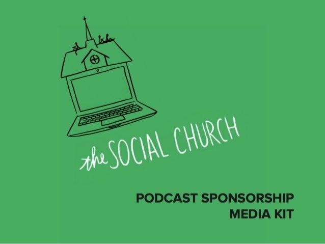 Social Church Podcast Media Kit