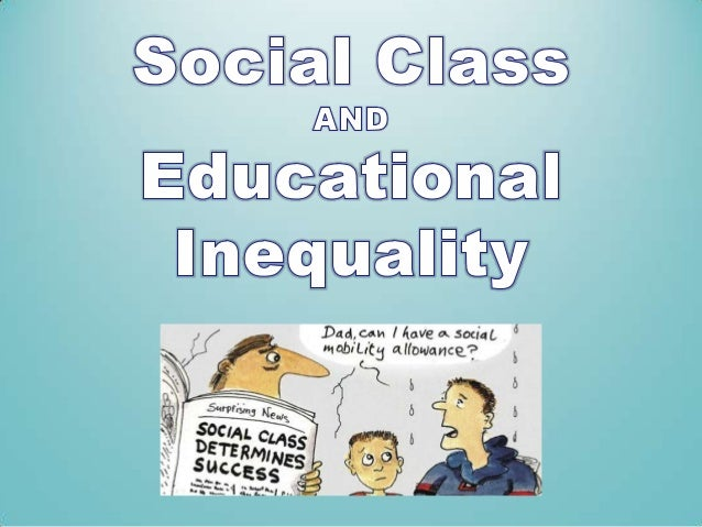 education and social inequality While many economic and social barriers to progress have been ameliorated over the past 50 years, racial inequality continues to be a defining feature of american life.