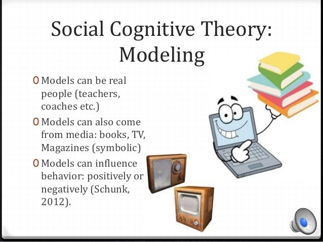 """cognitive social learning theory As it is perceived as a form of """"internal reward"""", such examples include """"pride, satisfaction and a sense of accomplishment"""" (social learning theory: understanding bandura's theory of learning, nd) it is evident that internal thoughts and cognitions assist to connect learning theories with cognitive developmental theories."""