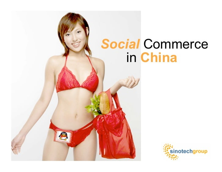 An Introduction to Social Commerce in China