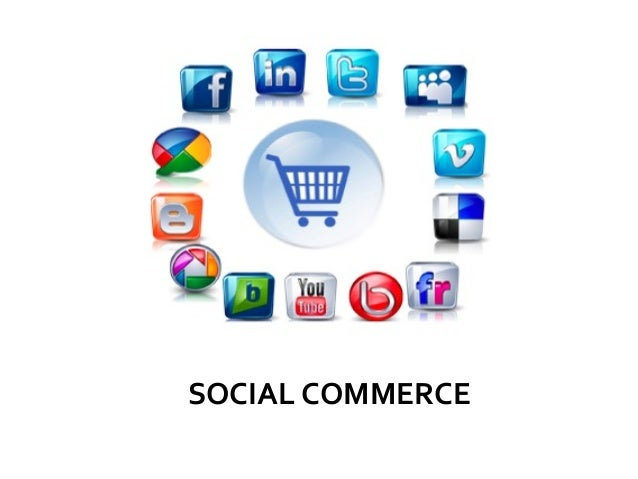 Social Commerce - The Next Big Thing in Social