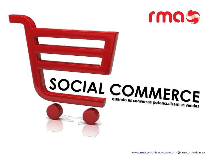 Social Commerce RMA