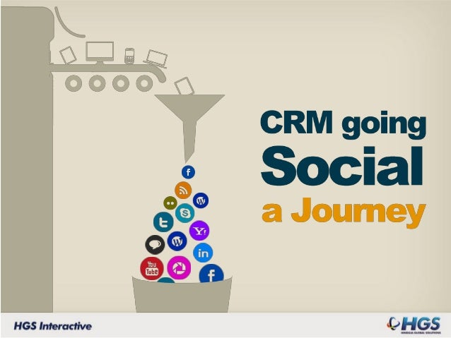 CRM Going Social - A Journey