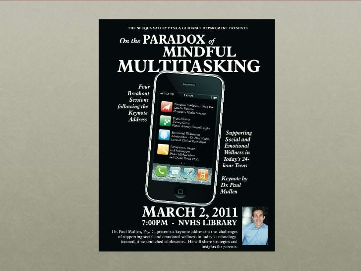 Mindful Multitasking